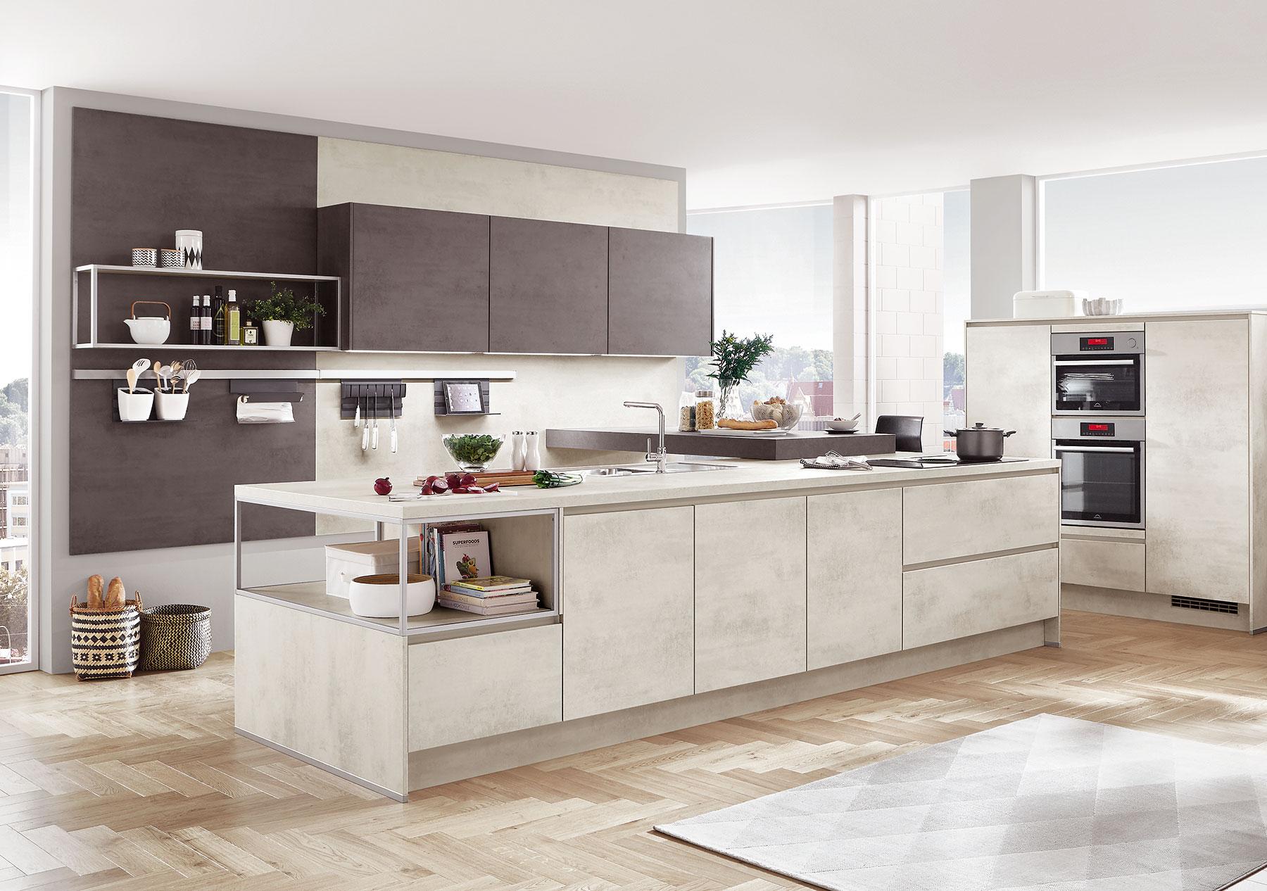Full Size of Grifflose Küche Arbeitsplatte Bündig Grifflose Küche Rational Grifflose Küche Tip On Grifflose Küche Beleuchtung Küche Grifflose Küche