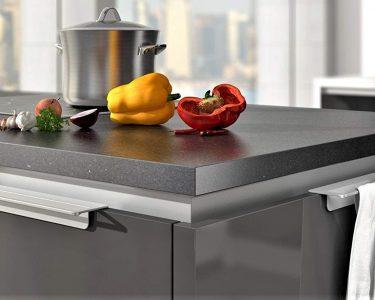 Grifflose Küche Küche Grifflose Küche Bauformat Grifflose Küche Sinnvoll Grifflose Küche Tip On Handtuchhalter Grifflose Küche