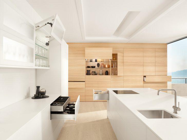 Medium Size of Grifflose Küche Hochglanz Grifflose Küche Glasfront Weiße Grifflose Küche Grifflose Küche Kühlschrank öffnen Küche Grifflose Küche