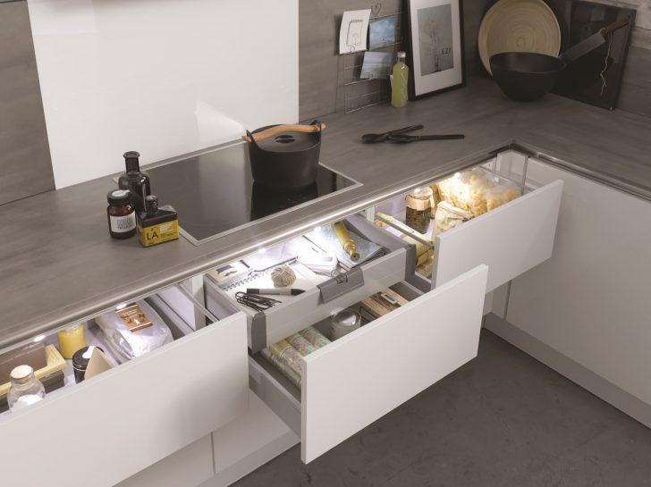 Medium Size of Grifflose Küche Miele Geschirrspüler Grifflose Küche Beleuchtung Grifflose Küche Schwarz Grifflose Küche Vorteile Nachteile Küche Grifflose Küche