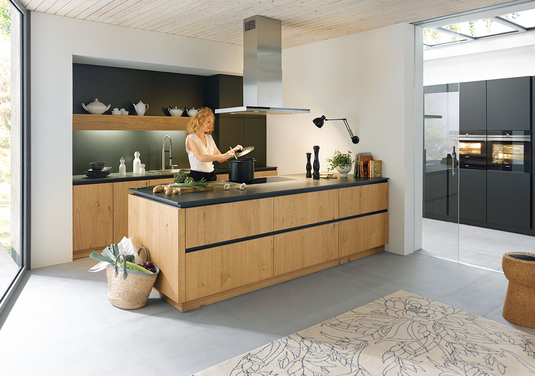 Full Size of Grifflose Küche Vorteile Nachteile Grifflose Küche Mit Insel Grifflose Küche Nobilia Grifflose Küche Meinungen Küche Grifflose Küche