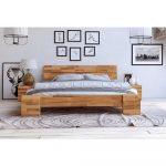 Bett 180x220 Bett Seti High Doppelbett 180x220 Berlnge Kernbuche Massiv Kaufen Amerikanische Betten Luxus Bett Buche Prinzessinen Billige Ausklappbares 140x200 Ohne Füße Ebay