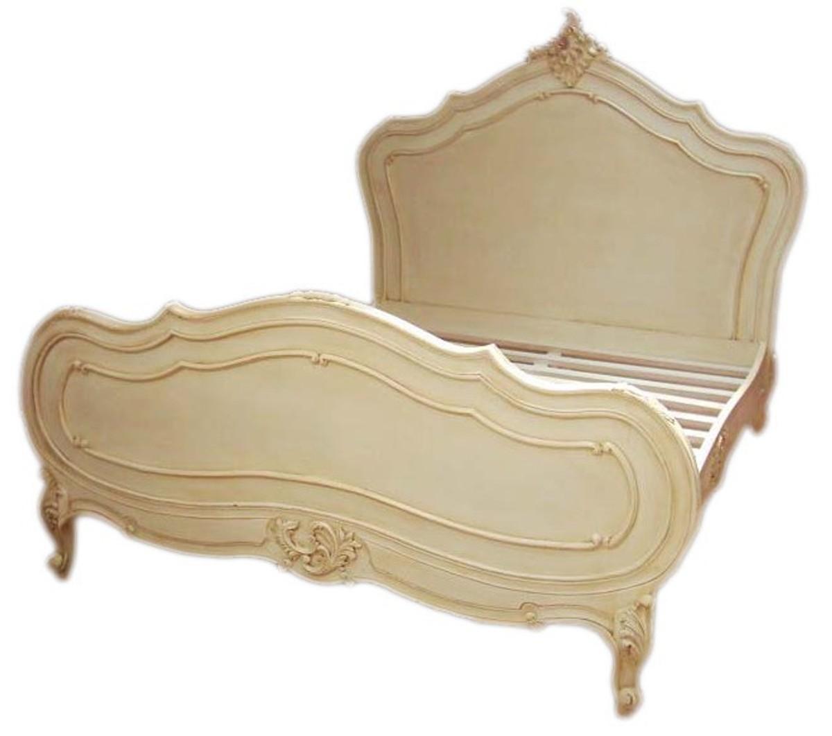 Full Size of Barock Bett Maison Paris Antik Creme 180 200 Cm Aus Der Luxus 140x200 Zum Ausziehen 200x180 Ausgefallene Betten Billige 160x200 Komplett Möbel Boss Kaufen Bett Barock Bett