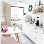 Deko Für Küche Hier Ein Einblick In Meine Umgestaltete Kche Woh Aufbewahrungssystem Deckenlampen Wohnzimmer Handtuchhalter Landküche Freistehende Ikea Küche Deko Für Küche