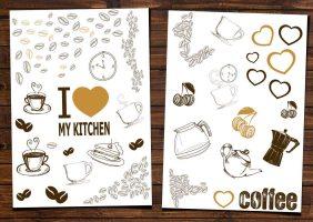 Wandsticker Küche