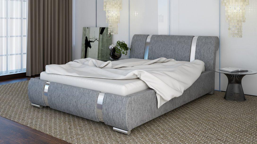 Large Size of Ausgefallene Betten Polsterbett Bett Doppelbett Chloe 140x200cm Inklbettkasten Ruf Preise Trends überlänge Ikea 160x200 Flexa Poco Möbel Boss Ebay 180x200 Bett Ausgefallene Betten