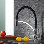 Wasserhahn Für Küche Schwarz Kchenarmatur Abnehmbar Messing Einhand 360 Aufbewahrungssystem Mit Geräten Wandanschluss Deckenlampe Nolte Deckenleuchte Küche Wasserhahn Für Küche