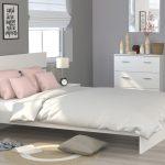 Weißes Schlafzimmer Schlafzimmer Weißes Schlafzimmer Doppelbett Galeno Wei 160x200 Ehebett Bettgestell Bett Komplett Günstig Mit überbau Klimagerät Für Deckenleuchte Lampe Schränke