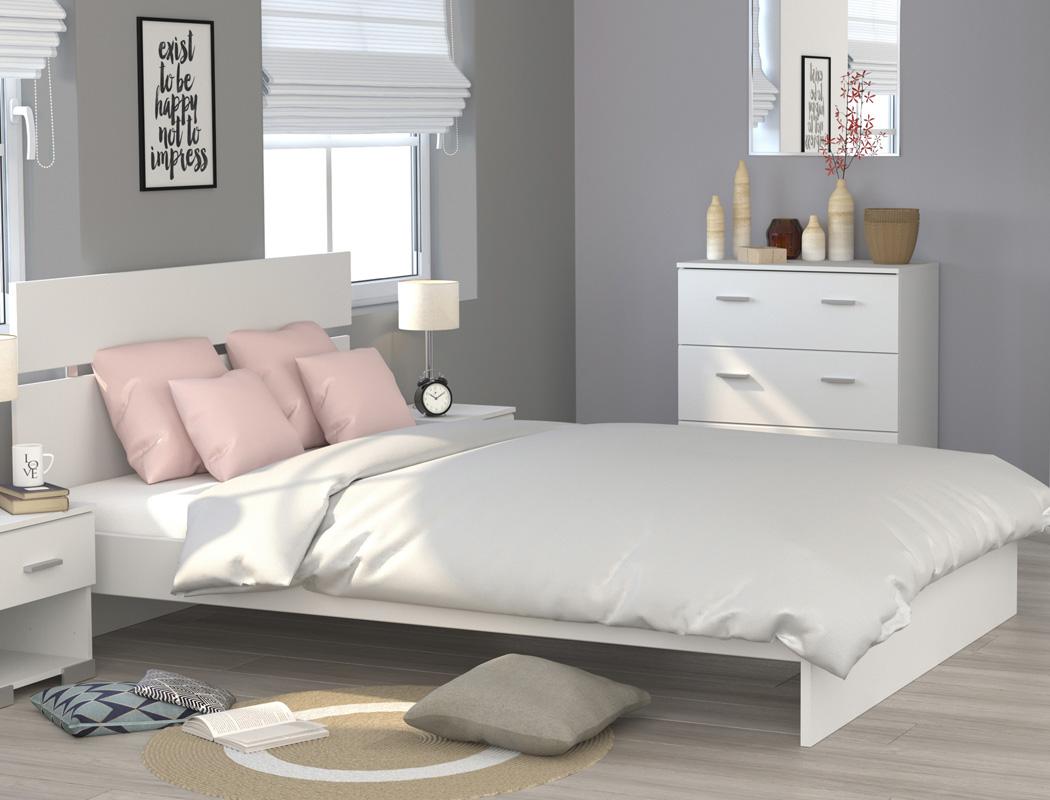 Full Size of Weißes Schlafzimmer Doppelbett Galeno Wei 160x200 Ehebett Bettgestell Bett Komplett Günstig Mit überbau Klimagerät Für Deckenleuchte Lampe Schränke Schlafzimmer Weißes Schlafzimmer