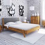 Retro Bett Versandfrei Kaufen Massivmoebel24 Balinesische Betten Mit Aufbewahrung Günstig Kopfteile Für 180x200 Frankfurt Japanische Billerbeck Nolte Bett Betten 160x200