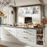 Landhausküche Küche Landhausküche Landhauskchen Schaffen Atmosphre Kchen Journal Weiß Weisse Gebraucht Moderne Grau