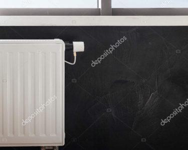 Heizkörper Wohnzimmer Wohnzimmer Heating White Radiator With Adjuster Of Warming In Living Room.