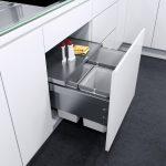 Abfallbehälter Küche Innovative Abfalltrennsysteme Fr Kche Amk Kräutertopf Ohne Hängeschränke Zusammenstellen Wasserhahn Für Eiche Hell Gebrauchte Küche Abfallbehälter Küche