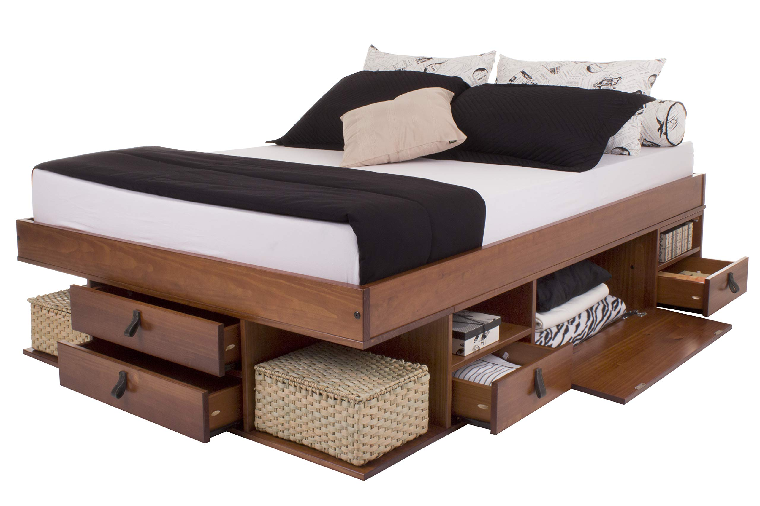 Full Size of Malm Bett Mit Aufbewahrung Ikea Erfahrung Lattenrost 180x200 140x200 200x200 Aufbau 120x200 Am Besten Bewertete Produkte In Der Kategorie Betten Amazonde Bett Bett Mit Aufbewahrung