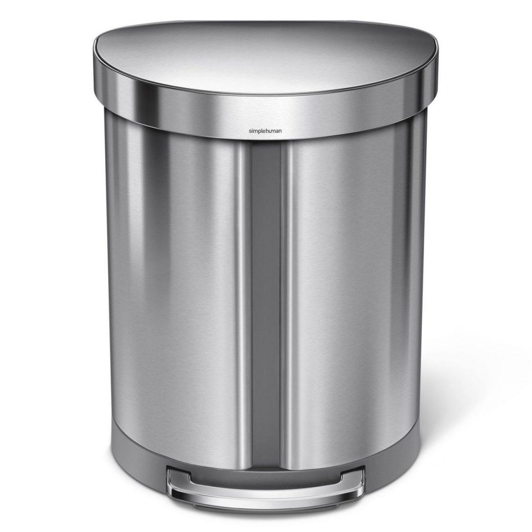 Large Size of Abfall Recycling Llwwy Slim Treteimer Touch Top Bin Mlleimer Einbau Mülleimer Küche Alno Rolladenschrank Vorhang Beistelltisch Obi Einbauküche Küche Treteimer Küche