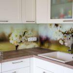 Fliesenspiegel Küche Glas Endlich Unsere Kchenrckwand Hausbau Garten Baby Regal Glasböden Nischenrückwand Miele Fototapete Bauen Industriedesign Erweitern Küche Fliesenspiegel Küche Glas
