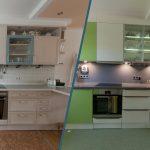 Hochglanz Küche Putzen Hochglanz Küche Abwaschen Weiße Grifflose Hochglanz Küche Hochglanz Küche Putzen Glasreiniger Küche Hochglanz Küche