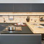 Holzküche Küche Holzküche Auffrischen Holzküche Landhausstil Holzküche Streichen Welche Farbe Holzküche Neu Lackieren