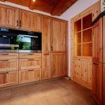 Holzküche Küche Holzküche Mit Granitarbeitsplatte Holzküche Reinigen Holzküche Kaufen Holzküche Fichte