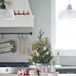 Sie Mchten Kche Weihnachtlich Dekorieren Hier Ein Paar Deko Badezimmer Teppich Für Küche Büroküche Sitzecke Regale Dachschrägen Rosa Bodenbeläge Bad Küche Deko Für Küche
