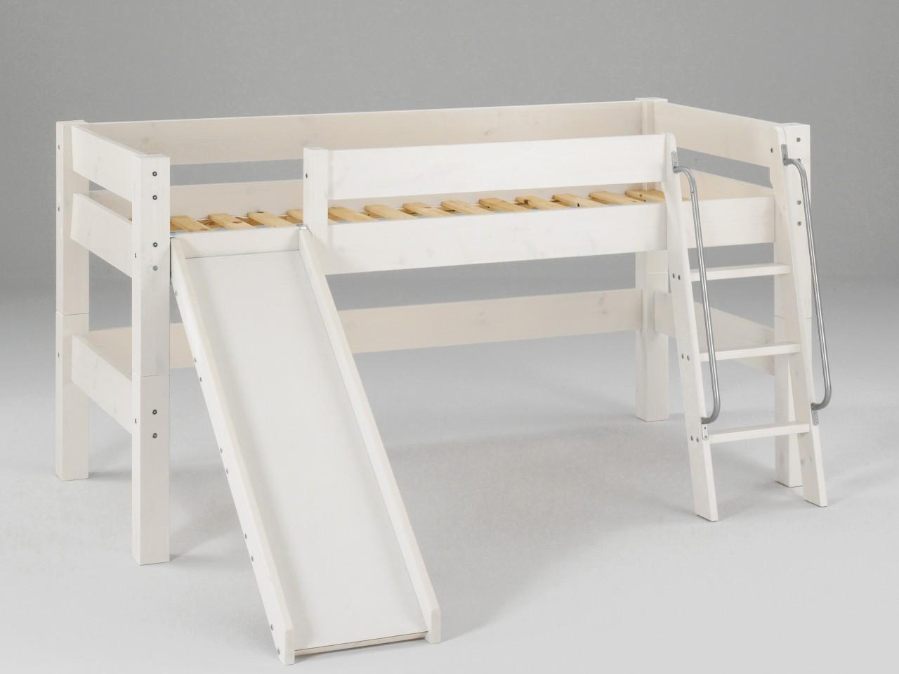 Full Size of Kinder Bett Halbhohes Moby Kinderbett Mit Rutsche Kiefer Von Dolphin Modernes 180x200 Schlafzimmer Betten 190x90 Jugendzimmer Schubladen Einzelbett 160x220 Bett Kinder Bett