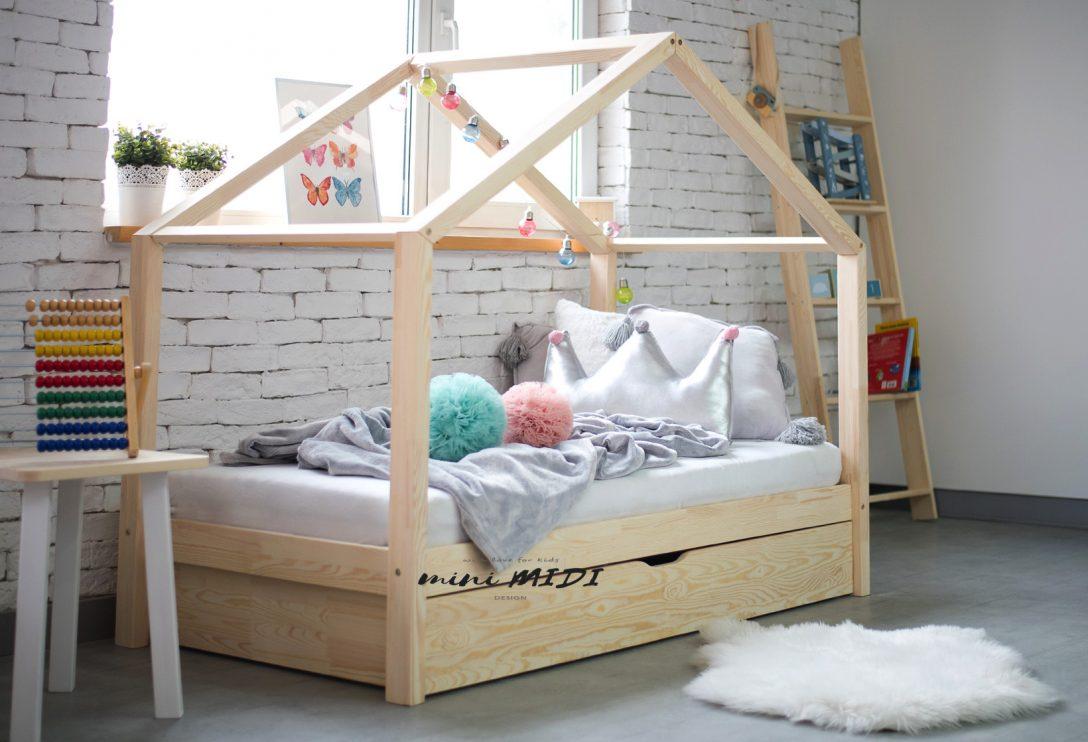 Large Size of Kinder Bett Hausbett Everest Plus Kinderbett 173 Minimidi Design Leander Hülsta Boxspring Betten überlänge Landhausstil Kopfteil Selber Bauen Bette Floor Bett Kinder Bett