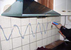 Aluminium Verbundplatte Küche