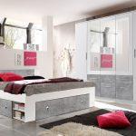 Schlafzimmer Komplett Set 4 Tlg Stefan Bett 180 Kleiderschrank Romantische Komplettes Lampe Deckenleuchten Günstig Günstige Sofa Fenster Vorhänge Schlafzimmer Komplett Schlafzimmer Günstig