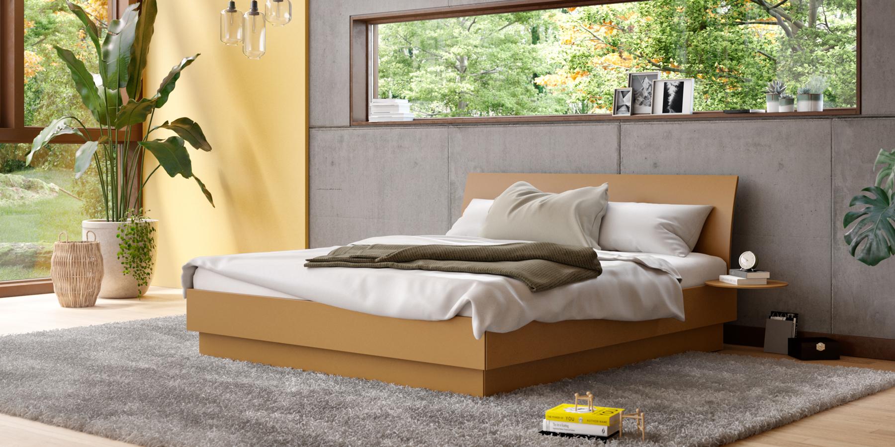 Full Size of Bett Ohne Füße Izzy Betten Interlbke Massiv 180x200 Graues 120 Cm Breit Coole Kopfteil Für Mit Bettkasten Balken 1 40 Sofa Bettfunktion Modern Design Barock Bett Bett Ohne Füße