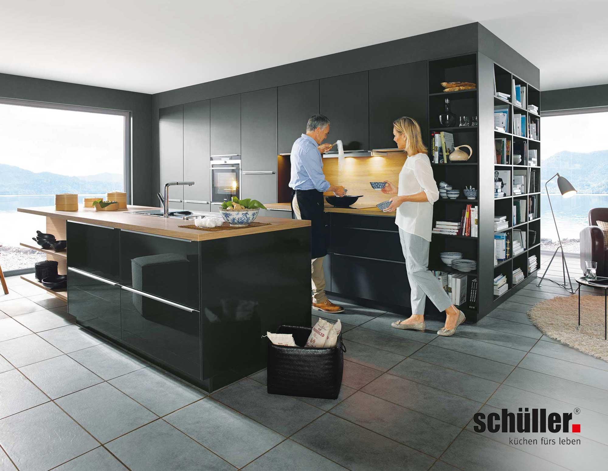Full Size of Schller Inselkche Glasline Im Modernen Design Jetzt Online Stbern Inselküche Abverkauf Bad Küche Inselküche Abverkauf