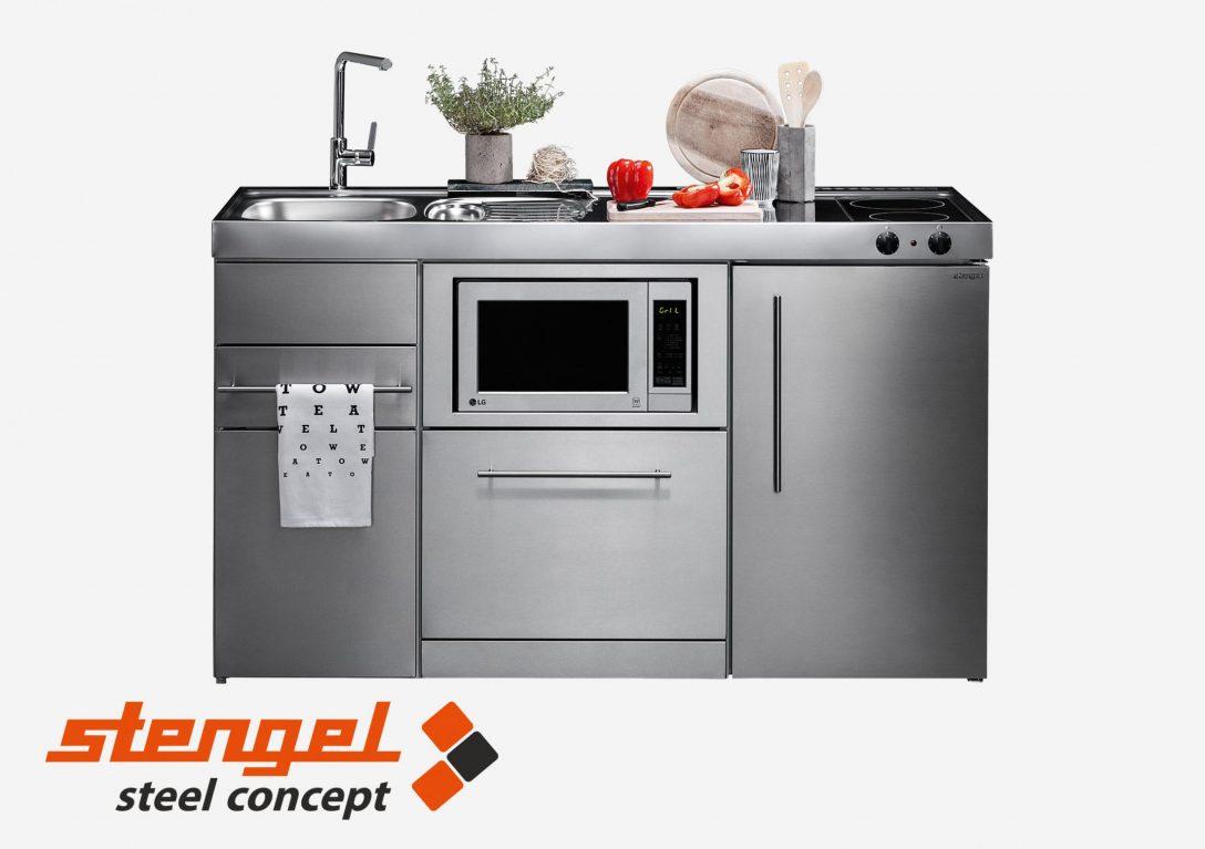 Large Size of Stengel Miniküche Steel Concept Special Mention Kitchen Ikea Mit Kühlschrank Küche Stengel Miniküche