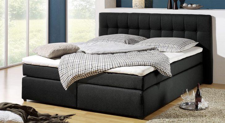 Medium Size of Boxspringbett In H3 Bis 120kg Krpergewicht Chicago Bettende Bett Betten.de