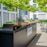 Outdoor Küche Kaufen Küche Oehler Outdoor Kitchen Zeit Ist Luxus Fliesenspiegel Küche Selber Machen Rolladenschrank Blende Schrankküche Sofa Verkaufen Industrielook Kaufen Sockelblende
