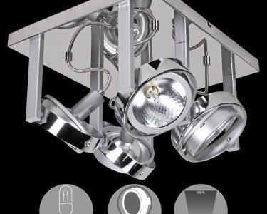 Schlafzimmer Deckenlampe Schlafzimmer Schlafzimmer Deckenlampe Wohnling 4 Flammige Design Deckenleuchte Aus Chrom Inkl Halogen Klimagerät Für Komplett Poco Schrank Teppich Lampe Led Deckenlampen