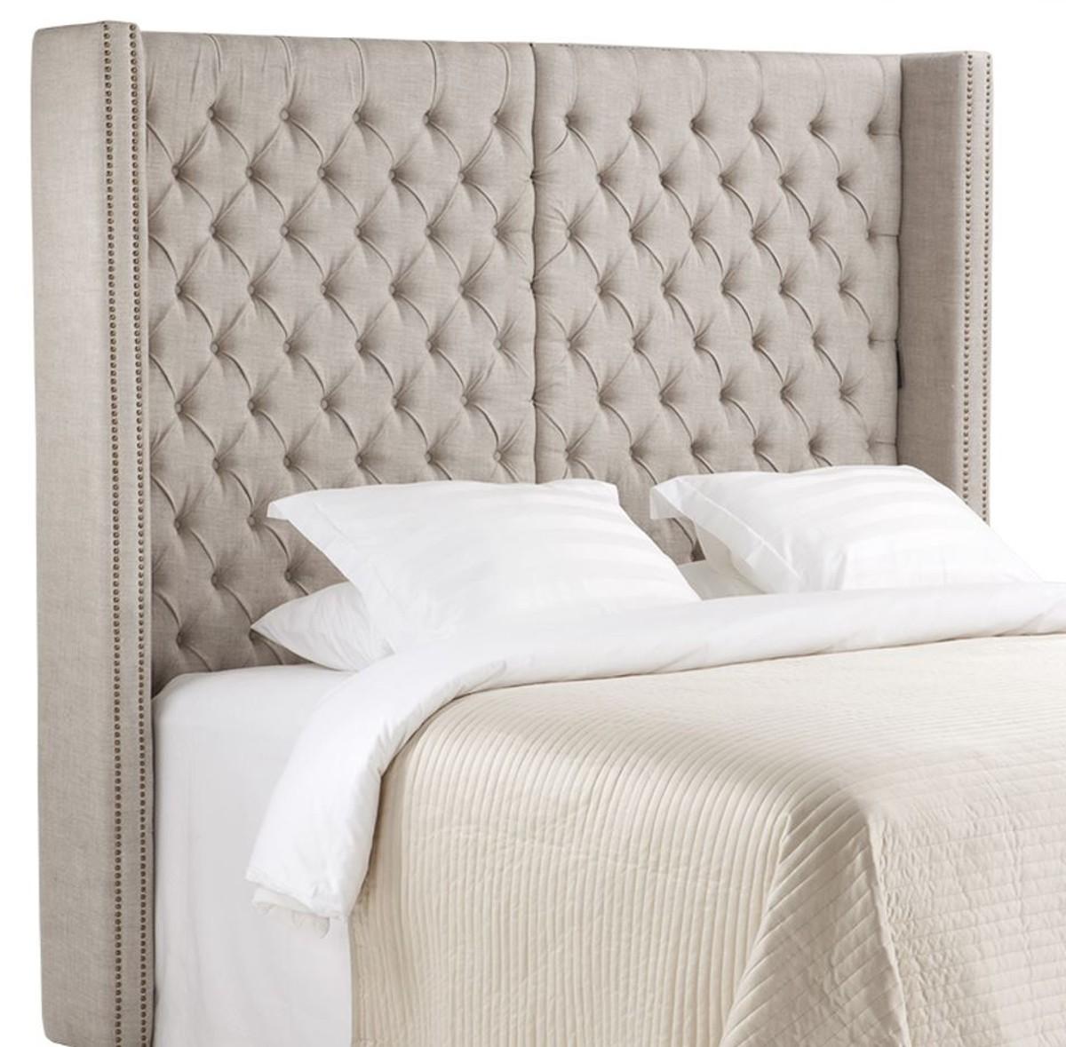 Full Size of Luxus Bett Casa Padrino Kopfteil 200 H 180 Cm Designer Tagesdecken Für Betten Japanische Balinesische Günstige 180x200 Amerikanische Balken Amazon 200x200 Bett Luxus Bett