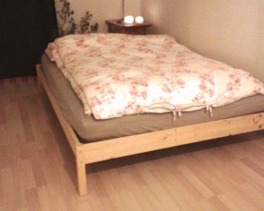 Einfaches Bett Bett Einfaches Bett Fertiges Ikea Futon Tarva Hack In 5 Min Kann Man Aus Dem Minimalistisch Kinder Amazon Betten Somnus Holz Sonoma Eiche 140x200 Weiße Für