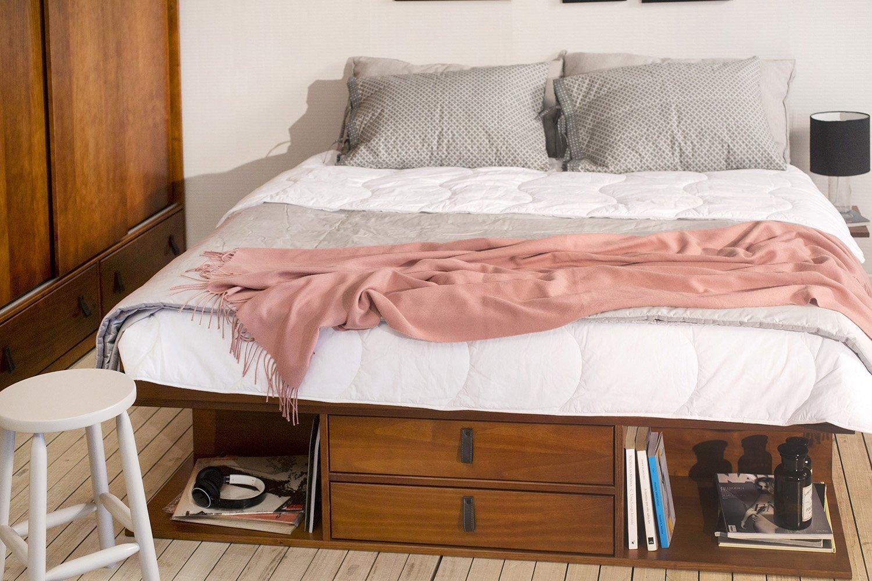 Full Size of Betten Mit Stauraum Bett Ikea 90x200 Hack 180x200 160x200 Holz Selber Bauen Vergleiche Angebote Faq Paradies Unterbett Günstige Küche E Geräten Schlafzimmer Bett Betten Mit Stauraum