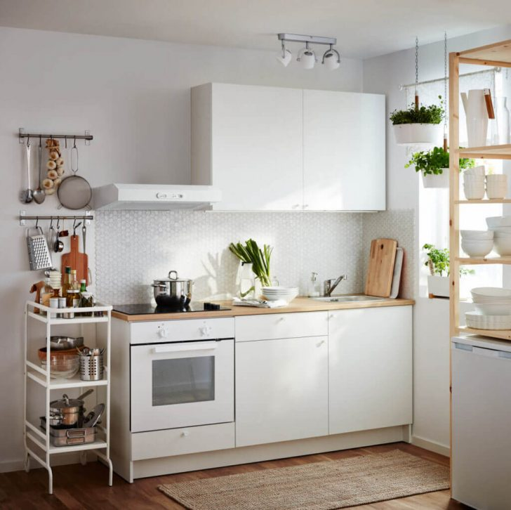 Ikea Miniküche Mit Geschirrspüler Von Värde Gebraucht ...