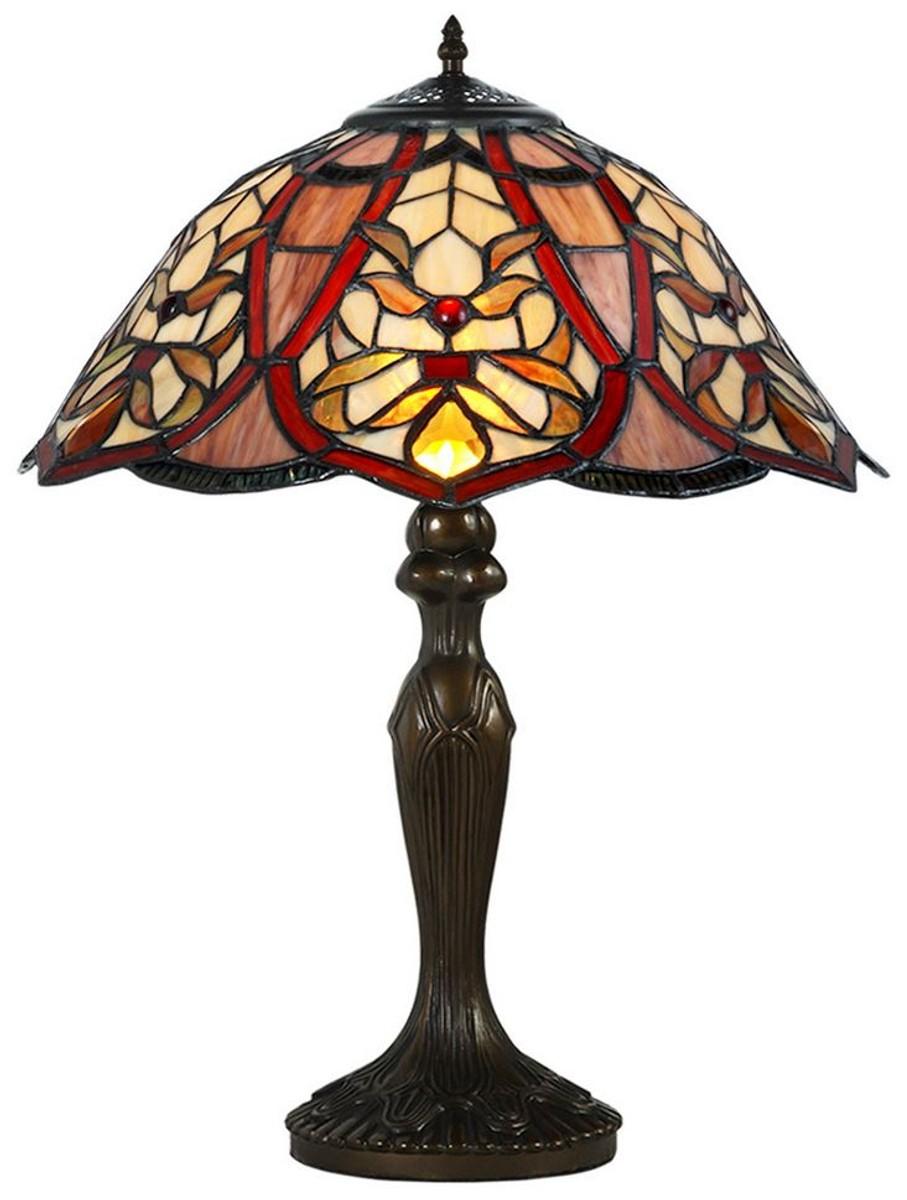 Full Size of Tischlampe Wohnzimmer Casa Padrino Tiffany Tischleuchte Timehrfarbig 40 H Deckenlampen Modern Hängeleuchte Hängeschrank Großes Bild Stehleuchte Bilder Xxl Wohnzimmer Tischlampe Wohnzimmer