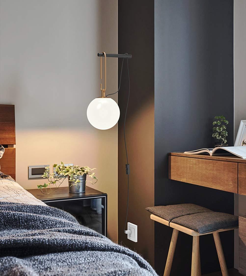 Full Size of Schlafzimmer Wandlampe Diy Minimalistische Wandleuchte Kreative Industrial Komplett Poco Komplette Wiemann Günstig Komplettangebote Sessel Schränke Landhaus Schlafzimmer Schlafzimmer Wandlampe