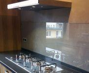 Fliesenspiegel Küche Glas