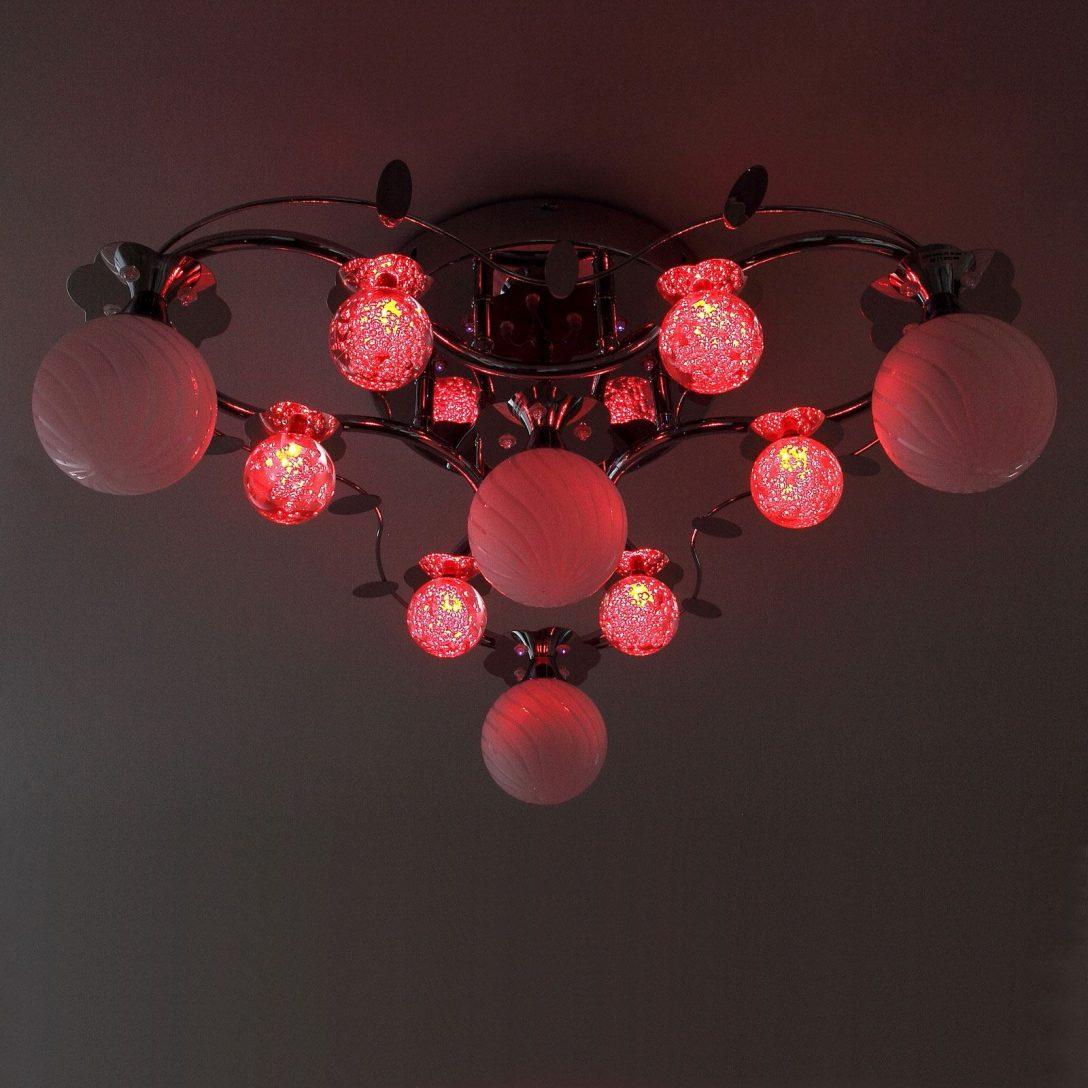 Large Size of Led Deckenlampe Wohnzimmer Schlafzimmer Leuchte Farbwechsel 4 Lampe Deckenlampen Modern Vorhänge Bogenlampe Esstisch Küche Wiemann Mit überbau Massivholz Schlafzimmer Lampe Schlafzimmer