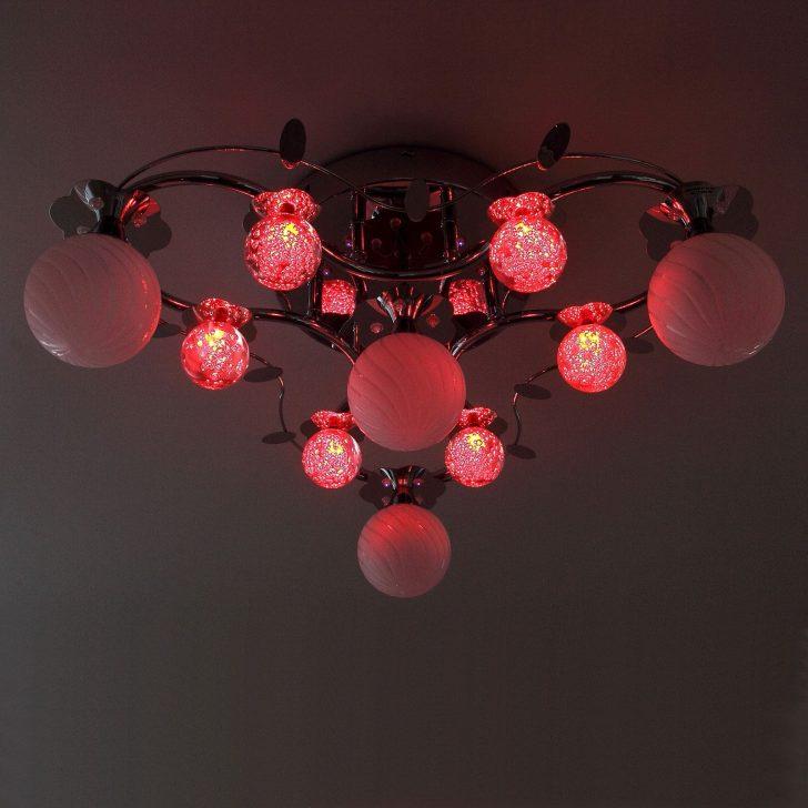 Medium Size of Led Deckenlampe Wohnzimmer Schlafzimmer Leuchte Farbwechsel 4 Lampe Deckenlampen Modern Vorhänge Bogenlampe Esstisch Küche Wiemann Mit überbau Massivholz Schlafzimmer Lampe Schlafzimmer