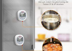 Kurzzeitmesser Küche