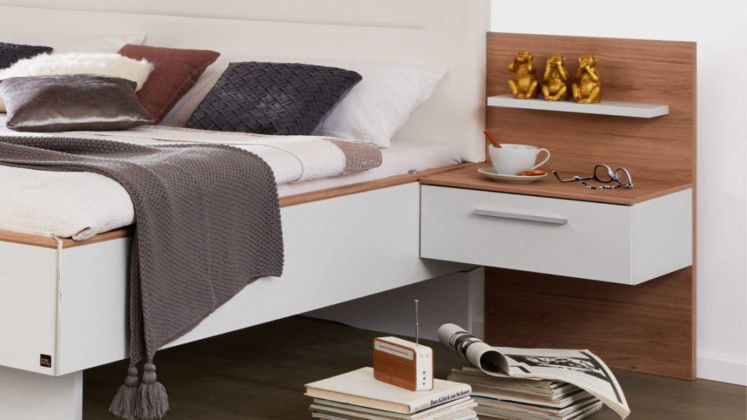 Large Size of Interliving Schlafzimmer Serie 1011 Hngekonsolen Set Rauch Stuhl Für Komplett Weiß Poco Günstige Fototapete Gebrauchte Einbauküche Vorhänge Mit überbau Schlafzimmer Rauch Schlafzimmer