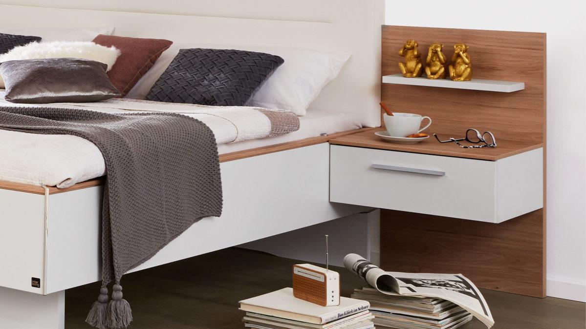 Full Size of Interliving Schlafzimmer Serie 1011 Hngekonsolen Set Rauch Stuhl Für Komplett Weiß Poco Günstige Fototapete Gebrauchte Einbauküche Vorhänge Mit überbau Schlafzimmer Rauch Schlafzimmer