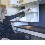 Behindertengerechte Küche Pro Ipso Barrierefreie Kchen Nolte Fliesenspiegel Selber Machen Rosa Ohne Geräte Schwingtür Buche Schmales Regal Mintgrün Küche Behindertengerechte Küche