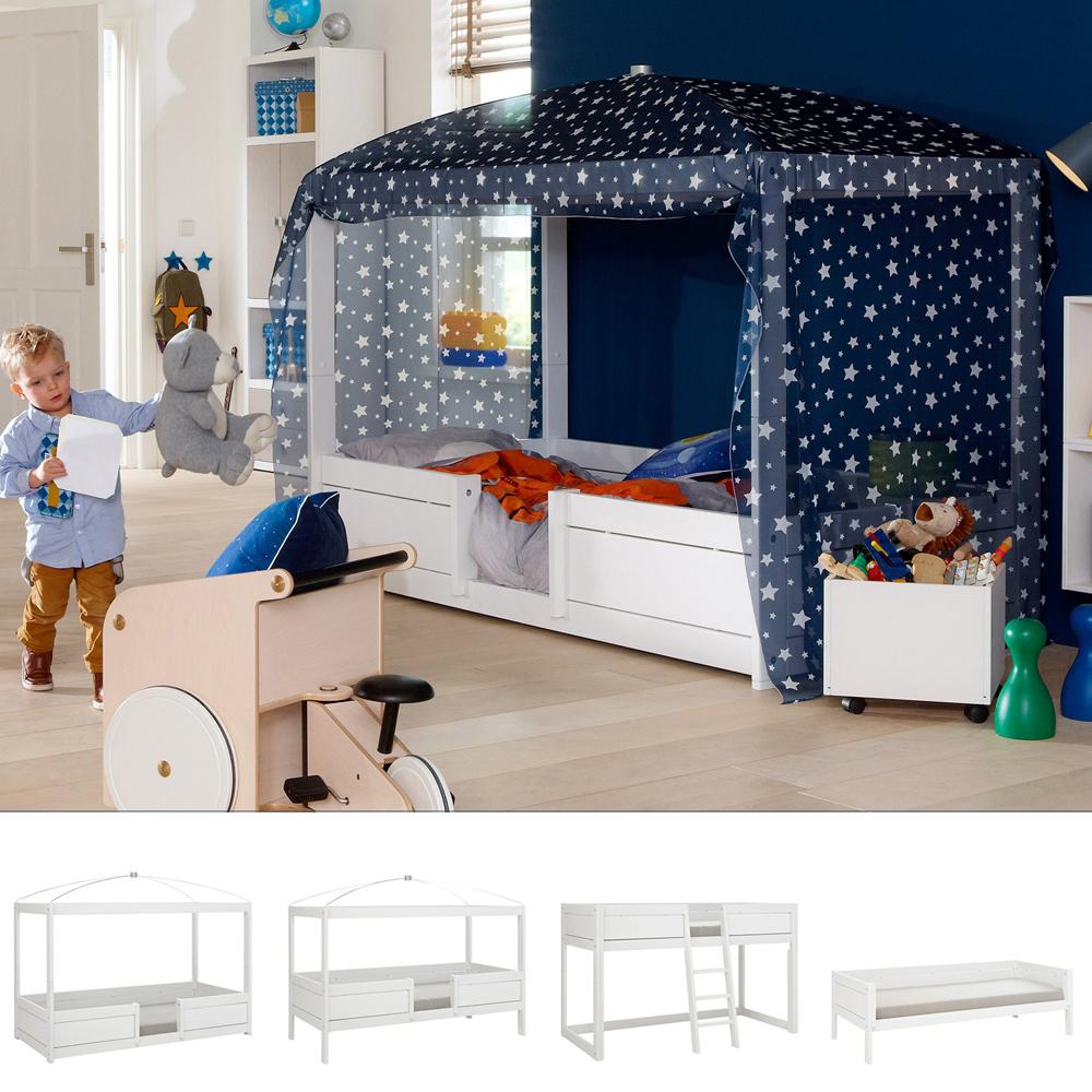 Full Size of Lifetime Bett 4 In 1 Kinderbett Hochbett Himmelbett Jugendbett Massivholz 180x200 Poco Komforthöhe Schrank 120 Cm Breit Mit Matratze Und Lattenrost Flexa Bett Lifetime Bett
