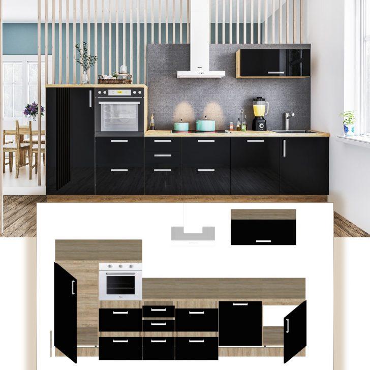 Medium Size of Küche Hochglanz Moderne Kche Bellevue Kchenzeile Gnstig Schwarz Einbauküche Selber Bauen Hängeregal Gardinen Für Kaufen Günstig Küchen Regal Küche Küche Hochglanz
