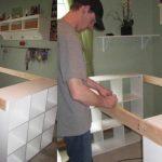 Küche Selbst Zusammenstellen Küche Küche Selbst Zusammenstellen Ikea Trick So Machst Du Aus 3 Regalen Deine Traumkche Brigittede Schwarze Grifflose Laminat Für Nolte Einbauküche Nobilia